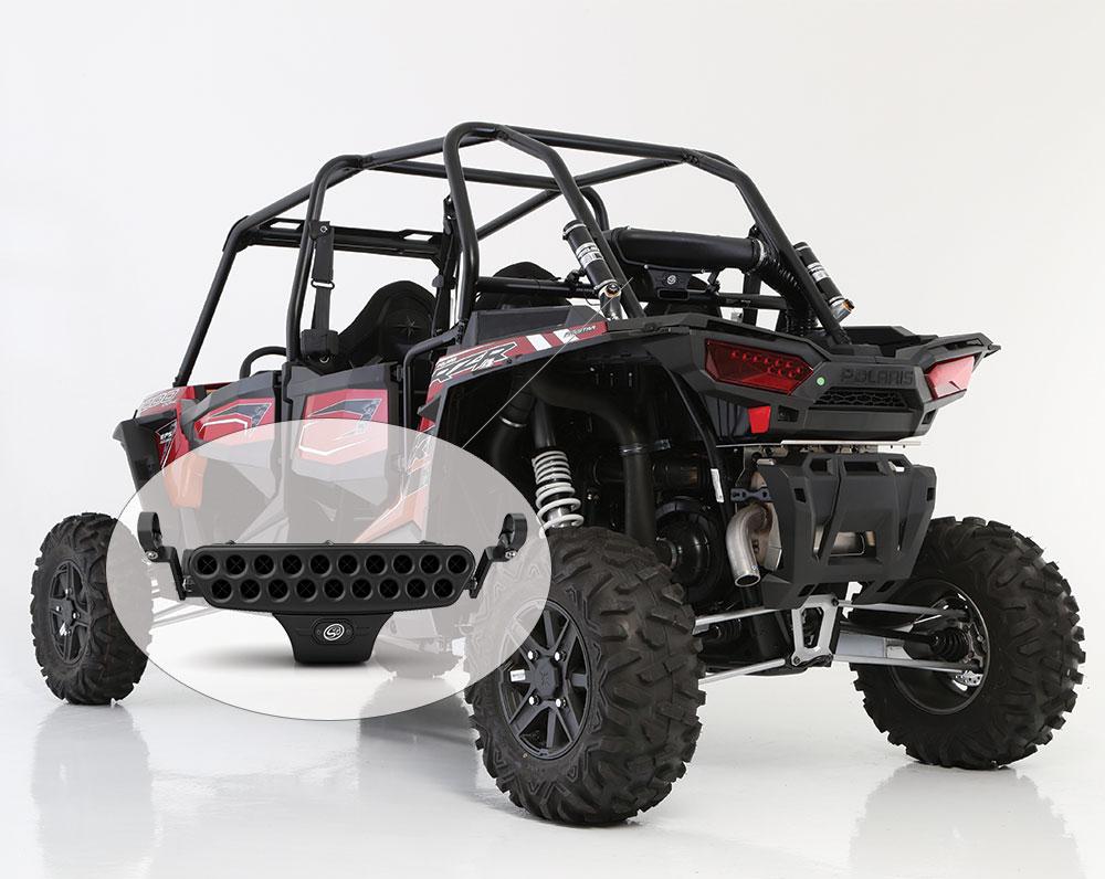 Particle Separator For 2017 Polaris Rzr Xp 1000 Turbo